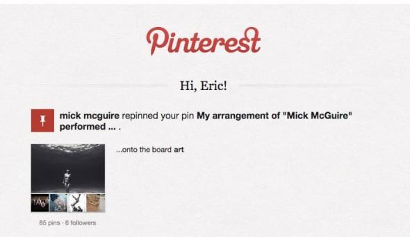 Mick McGuire likes Mick McGuire